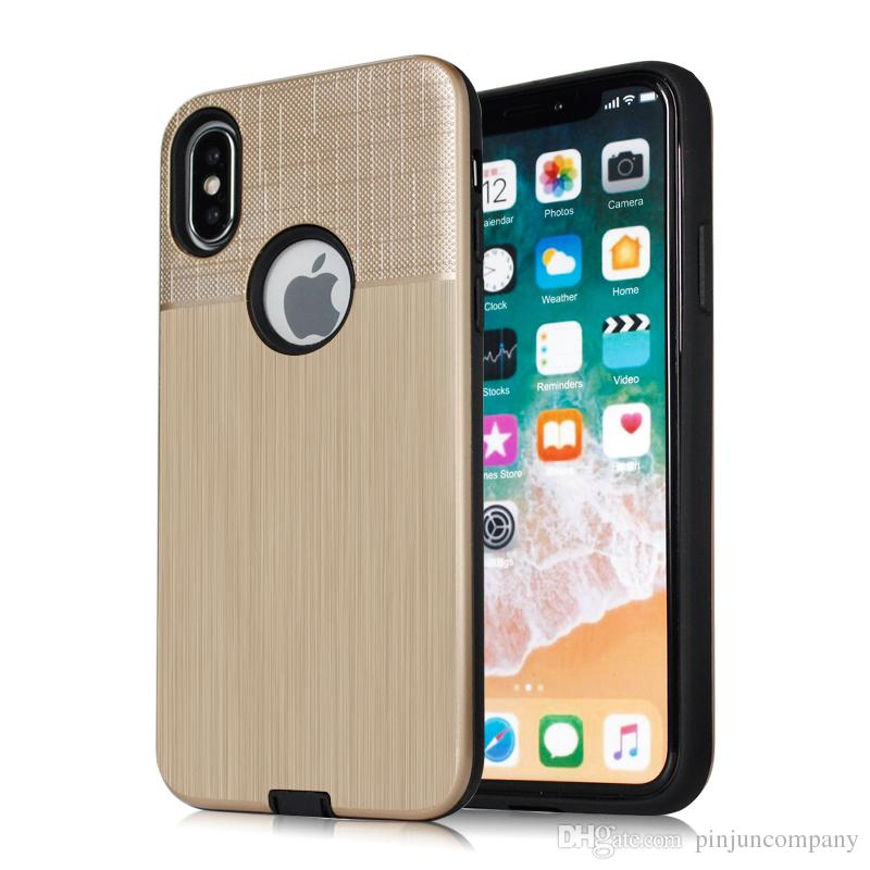 For Alcatel A3 XL Hybrid Armor case For Motorola MOTO G6 2018 G6 PLUS 2018 E5 PLAY Z3 PLAY phone Case Shock-Proof Cases