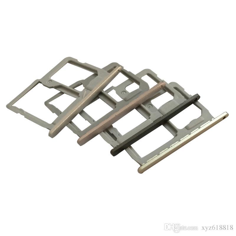 New Original Support de Carte SIM Plateau Fente Pour LG G5 H850 H820 H830 H831 LS992 Support de Carte SIM Adaptateur Socket Accessoires Livraison Gratuite