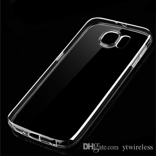 New Ultra Thin Cheap Colorful Transparent Clear Soft Gel TPU Case Back Cover for Samsung Galaxy On5 G550 Coolpad Defiant 3632 3623A 3622A