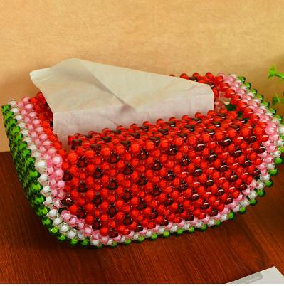 2017 beaded tissue box from wozuikeai 27 14 dhgate