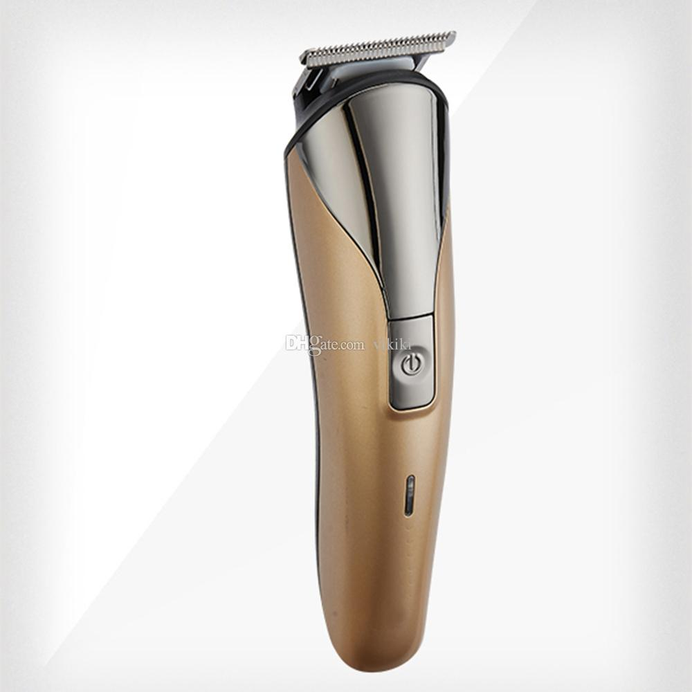 Cortapelos Eléctrico Profesional Titanium Hair Trimmer para Hombres o Bebé Cortador de Pelo Hair Barber Tool Hombres Shaver Nariz Oído Body Hair Rem