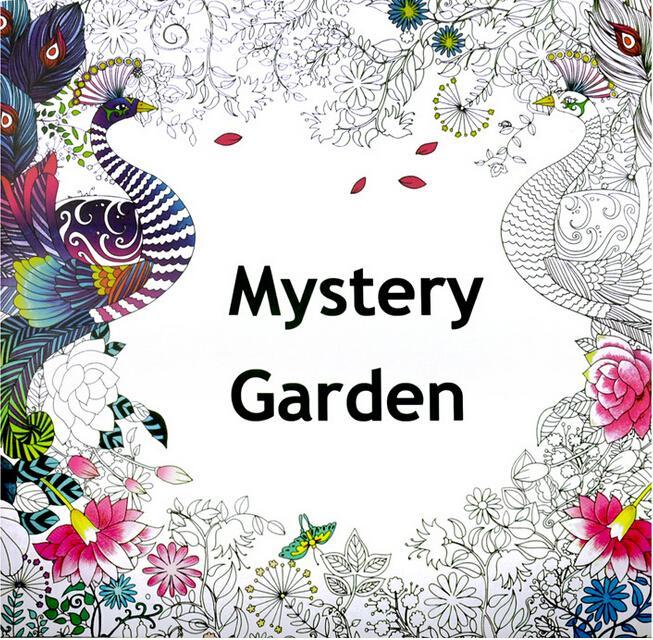 Compre Libros Para Colorear Los Cuentos Del Bosque Encantado Myster ...