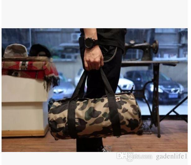 405502823b87c 2019 Fashion Travel Duffle Bag Sports Bags Camo Color We Support Wholesale  From Gadenlife1