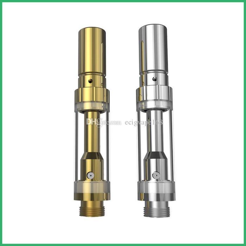 Ceramic coil Atomizer CO2 oil vaporizer BUD Touch O pen Cartridge CE3 vape mods Electronic Cigarette Leak proof Pyrex Glass Tank