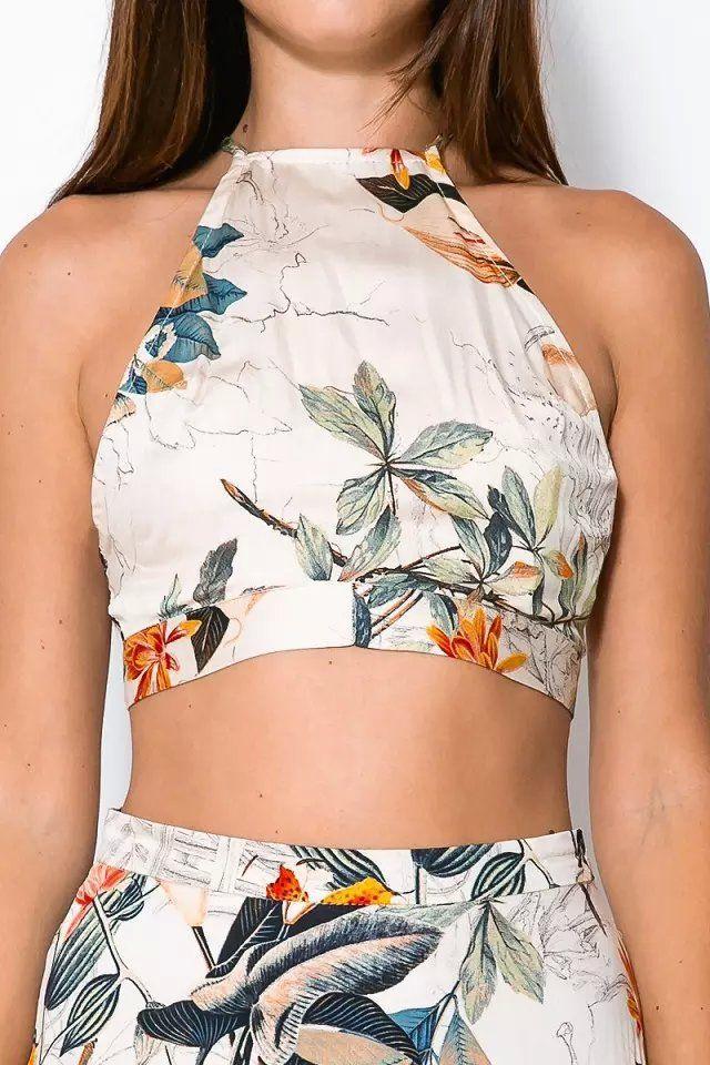 Robe de plage robes de vacances femmes crop top midi jupe ensemble vacances d'été plage sexy jupes à la mode deux pièces robes robes pour femmes