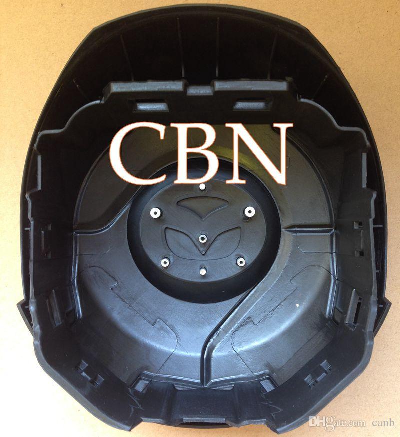 Boa qualidade airbag capa para cx5 motorista srs volante air bag peças frete grátis