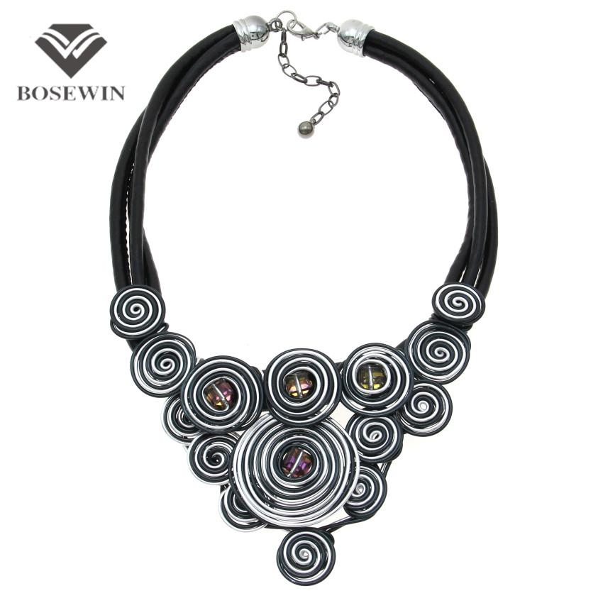 2018 Bosewin Unique Design Choker Fashion Handmade Jewelry Fashion ...