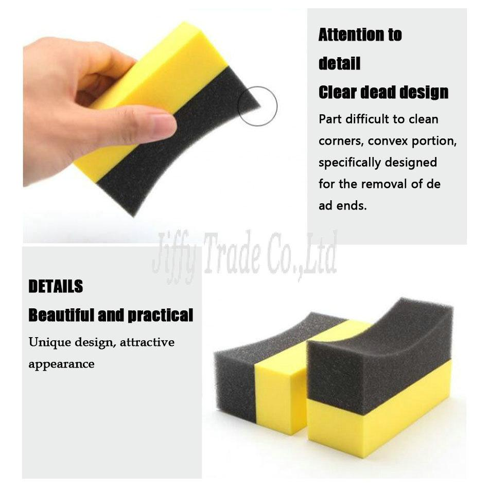 Cheapest Price Versatile Multi-function dead EVA Car Wash Sponges Block for Car Washer & Cleaningweight:5g