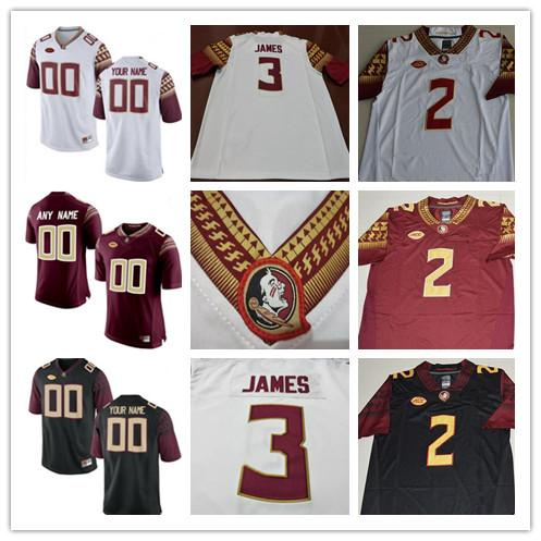 5456bfaf0 Cheap Mens Florida State Seminoles College Football 3 Cam Akers 12 ...