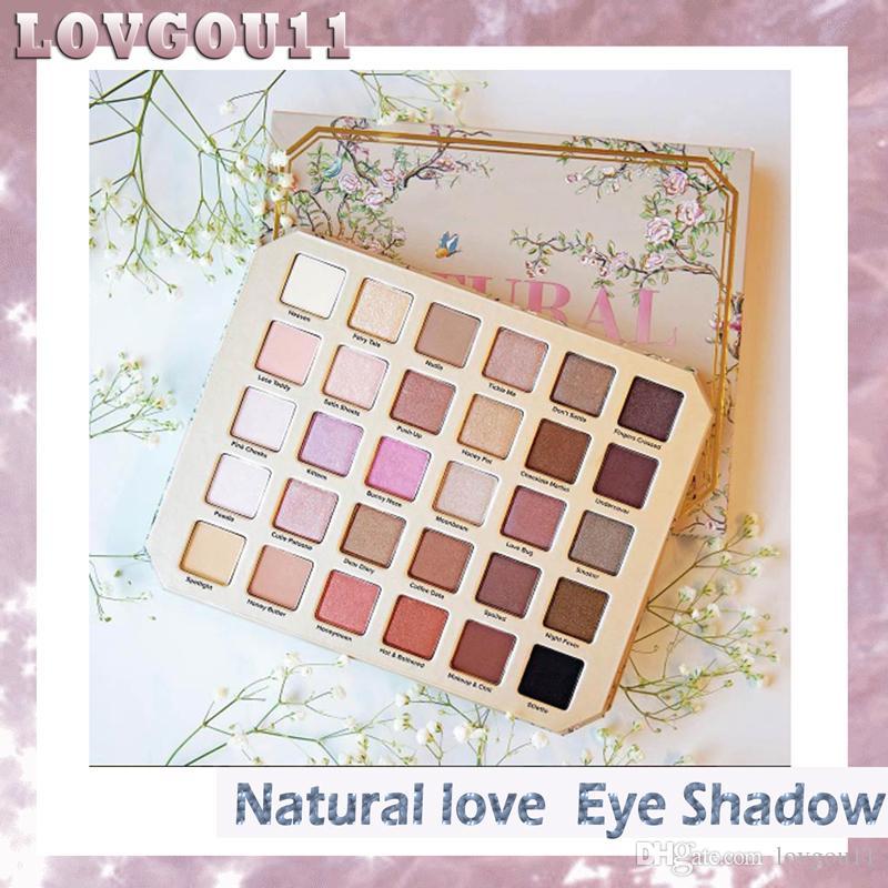 Makeup Eyeshadow Palettes Chocolate Natural Love Eye Shadow