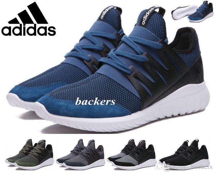 Originals Adidas Tubular Nova Running Shoes For Men Original Jogging Sneakers Run Discount Cheap Fashion Blue Green Size 40 45 Running Trainers Men Sports ...
