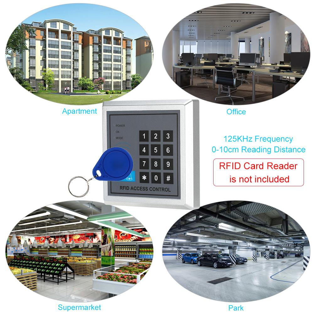 RFID clave etiqueta 125 Khz EM4305 grabable chip 100 unids / lote EM4305 envío gratis por correo aéreo S378