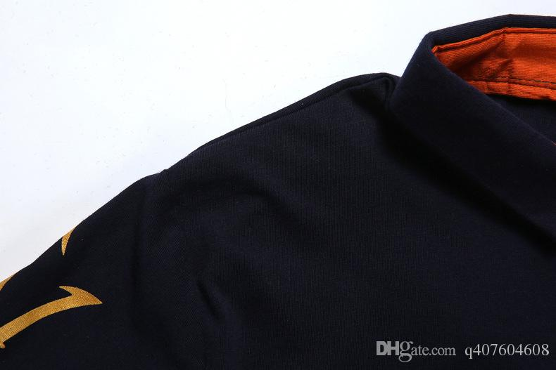 Maserati Crown Printed Men's Polo Shirt Men's Cotton Comfortable Golf Shirt Worn Polo Shirt Size L-3XL