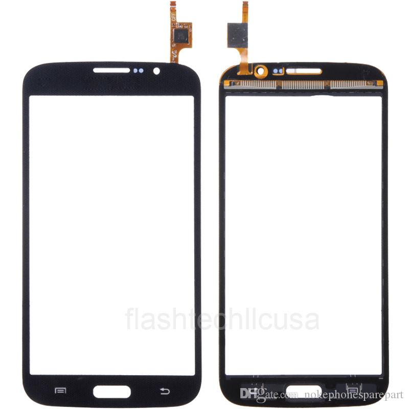 White Touch Digitizer Screen Glass For Samsung Galaxy Mega 5.8 i9150 Duos i9152