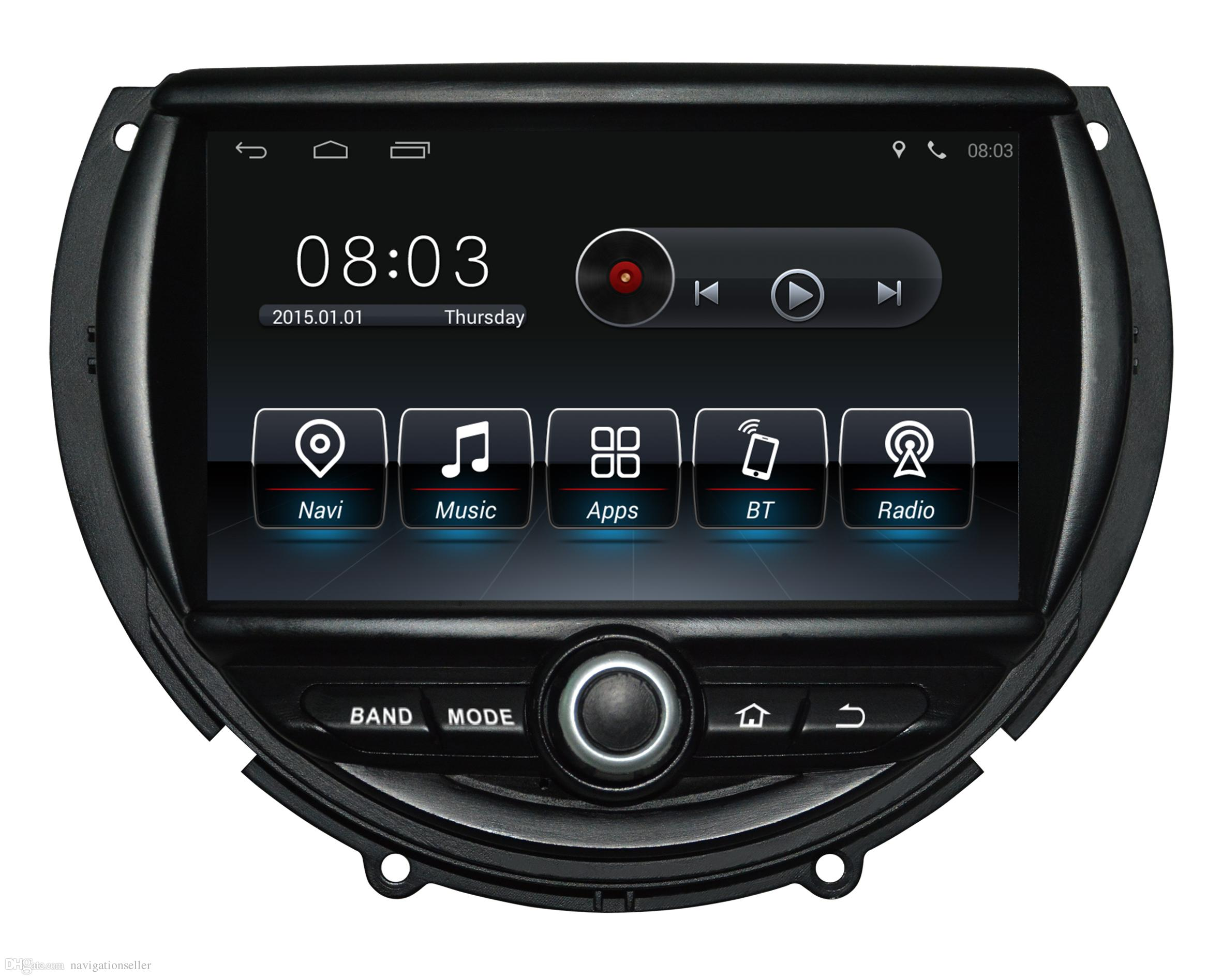 Quad Core 1024 600 Hd Screen Android 7 1 Car Dvd Gps Navigation For