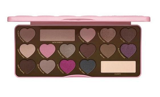 HOT NEW Chocolate Sweet Bon Bons Eyeshadow Palette Natural Pigmen Eye Shadow Palette DHL Free
