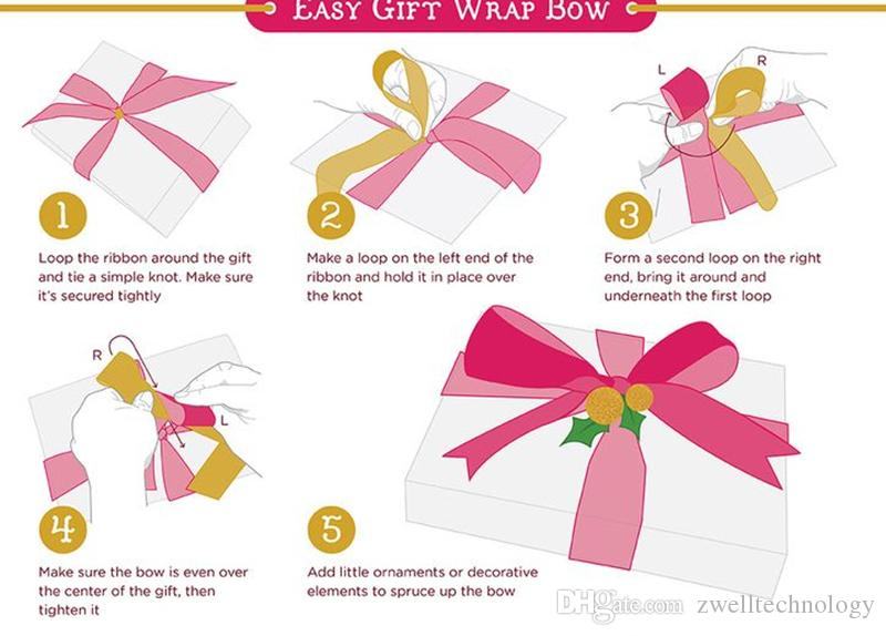 2.0CM 3.0CM 4.0CM red Color Satin Ribbon For Gift Package Wrapping Wedding and christmas decorations