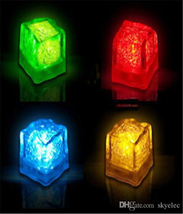 ice cubes lights litecubes led lights up ice cubes lights for party pubs garden multi color ice mold led lamp ice light led fragrance oil lamps wholesale