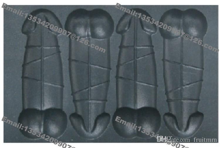 무료 배송 상업적 사용이 아닌 스틱 LPG 가스 16.5cm 소시지 Pene 와플 베이커 메이커 철제 기계