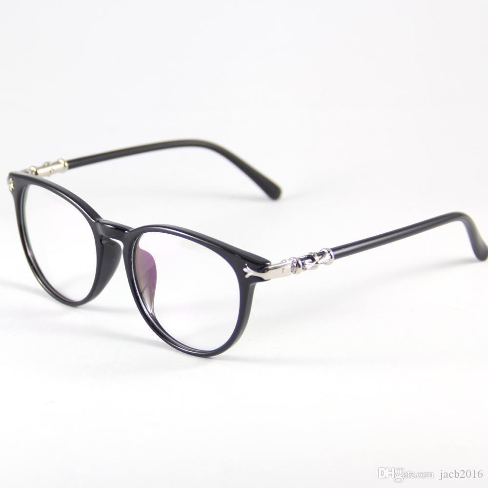 Großhandel Frauen Computer Gläser Eyewear Rould Vollrand Rahmen ...
