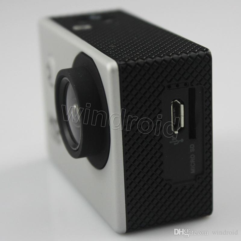 Spor HD Eylem Kamera Dalış 30 M 2