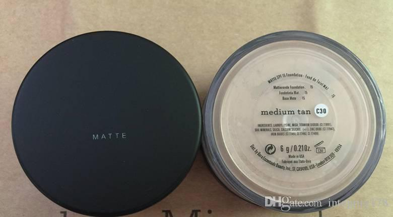 Matte makeup Minerals original Foundation Fair c10/fairly medium C20/medium C25/fairly light N10/Light W15/medium beige N20/medium tan