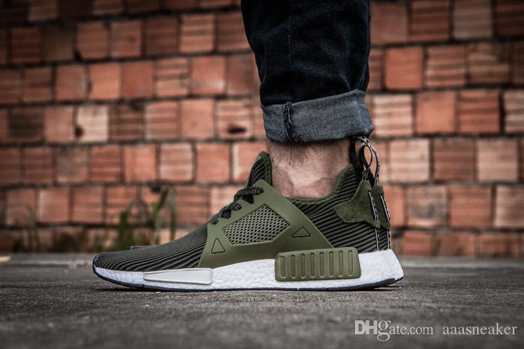 25cf8845e nmd Green drop shipping 2016 nmd runner xr1 olive green