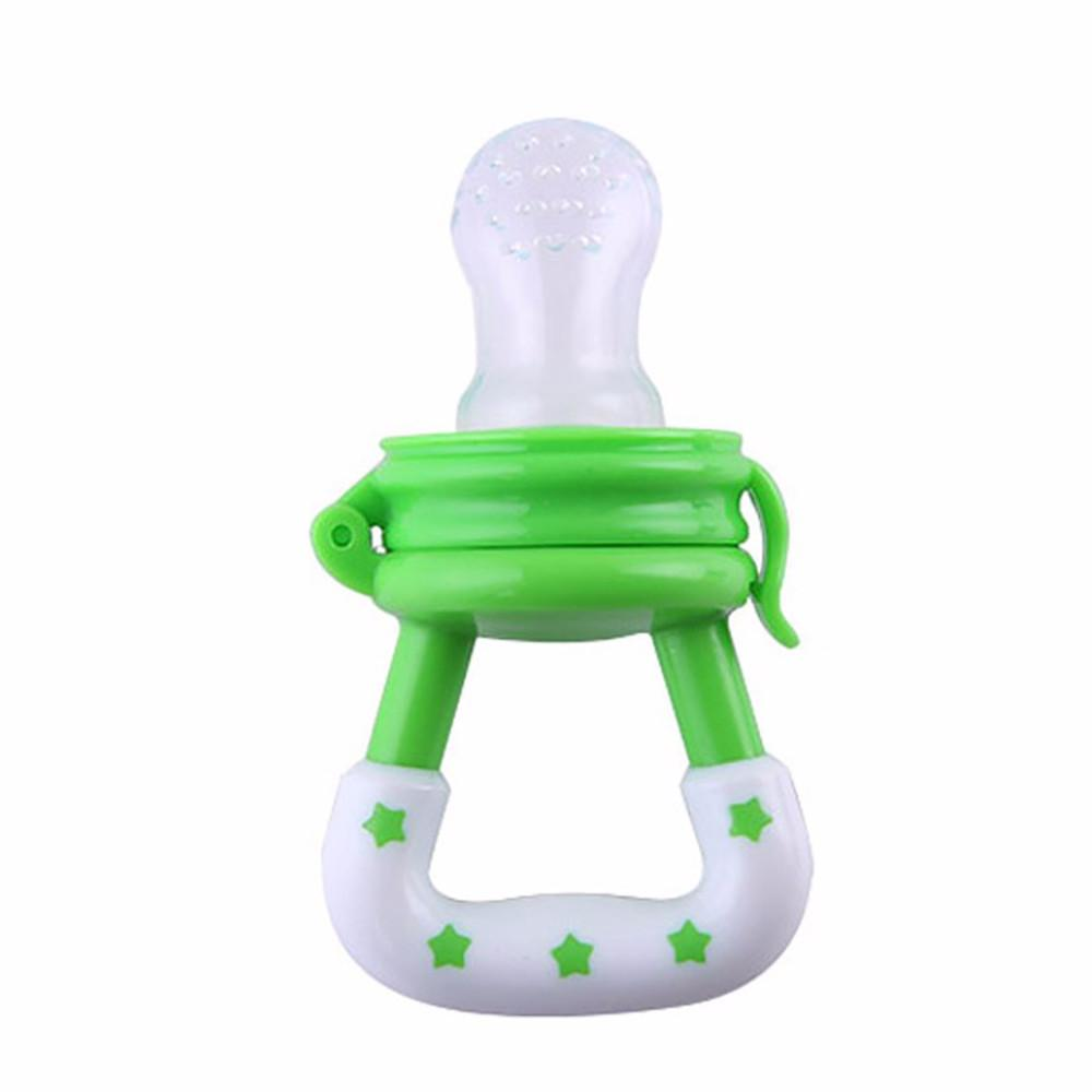 Nipple Fresh Food Silicone Fruit Pacifier Baby Fruit Juice Feeding Pacifier Funny Baby Teether Baby Fresh Food Feeder