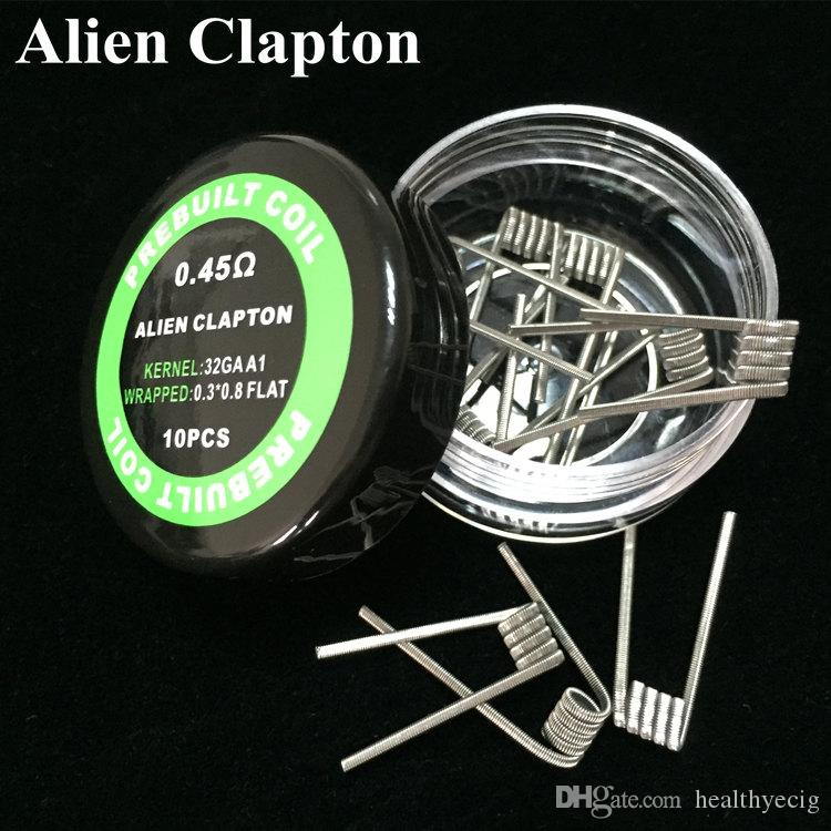flat twisted wire fused clapton coils hive flat twisted wire fused clapton coils hive premade wrap wires  at soozxer.org