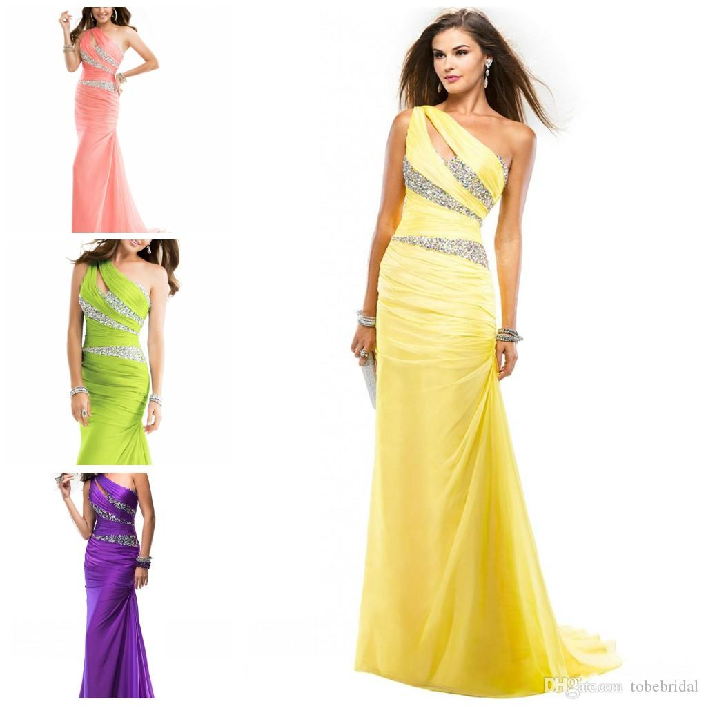 Hot Sale In Stock Bridesmaid Dresses High Quality Fashion Evening ...