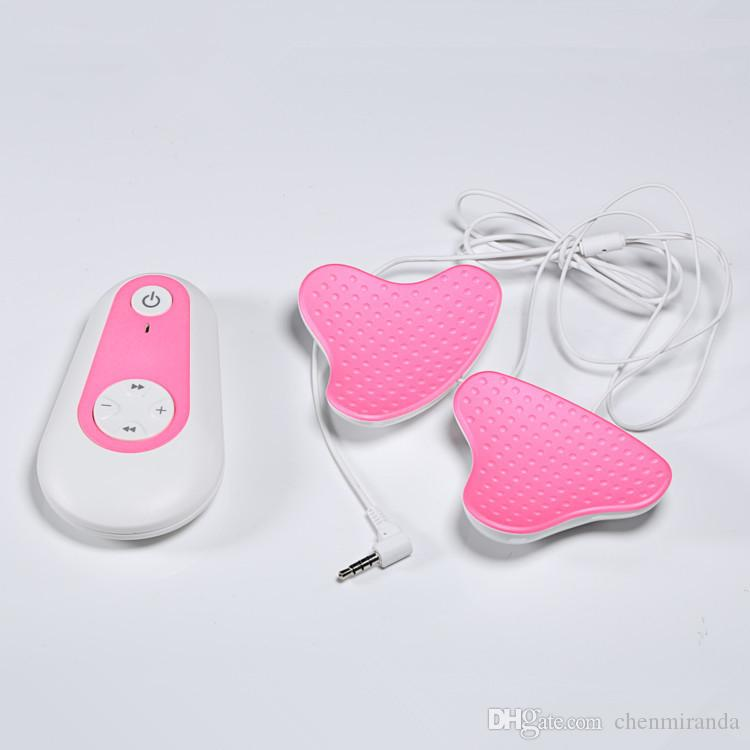 Electric Chest Massage Vibration Fever Breast Enlarging Massager Breast Care Home Health Care Equipment Battery Operated