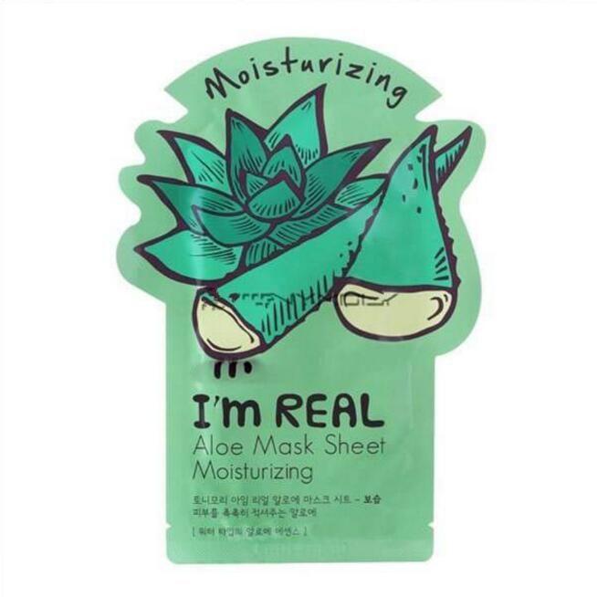 Tonymoly Original Korea 저는 진짜 가면 자연 식물 수분화 얼굴 마스크 11styles 무작위로 보내기 모이스춰 라이징 한국어 얼굴 마스크