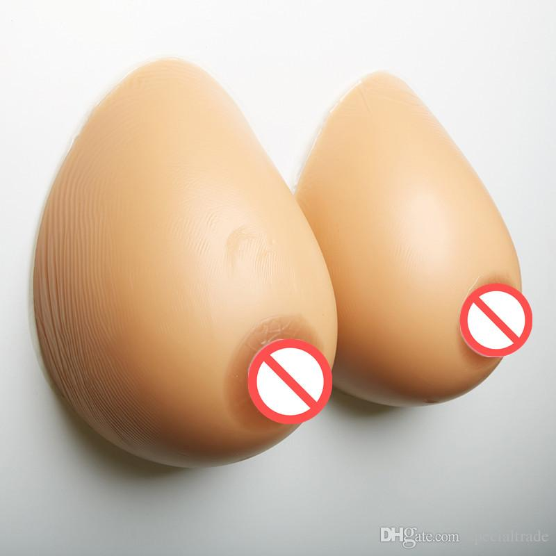 !!christmas gift ! one pair 10000 g breast form, hot silicone huge breast for display
