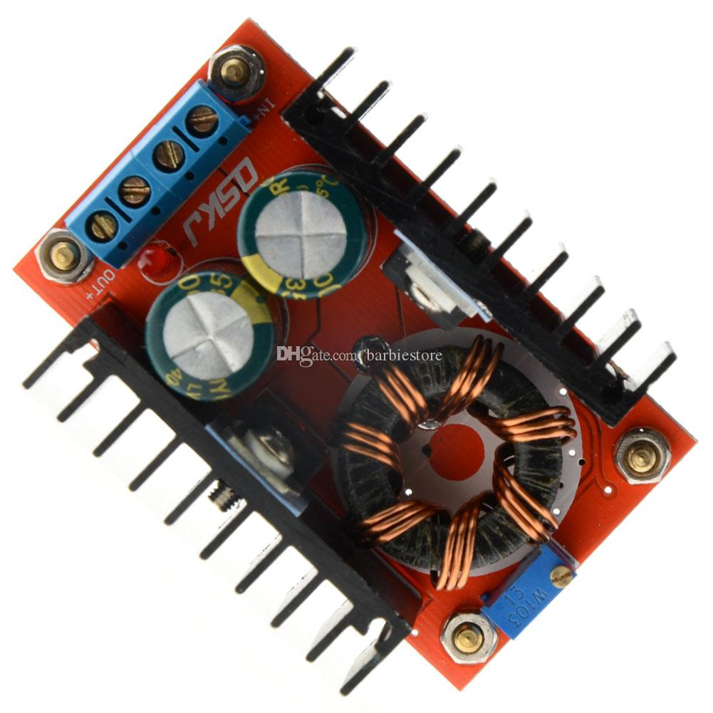 150 W DC-DC Boost Converter 10-32 V para 12-35 V 6A Step Up Charger Power Module B00219 BARD