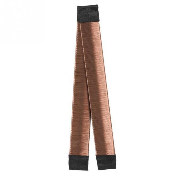 Plus populaires Cravates De Cheveux De Fille De Style DIY French Twist Magique De Coiffure Outil Hair Maker Bun