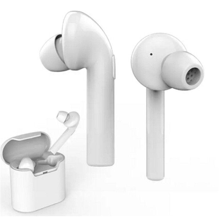 Air7E TWS Bluetooth Earbud мини Двойной в ухо беспроводные наушники V4.2 с микрофоном и поручая аргументы за телефоны Андроида Samsung умные