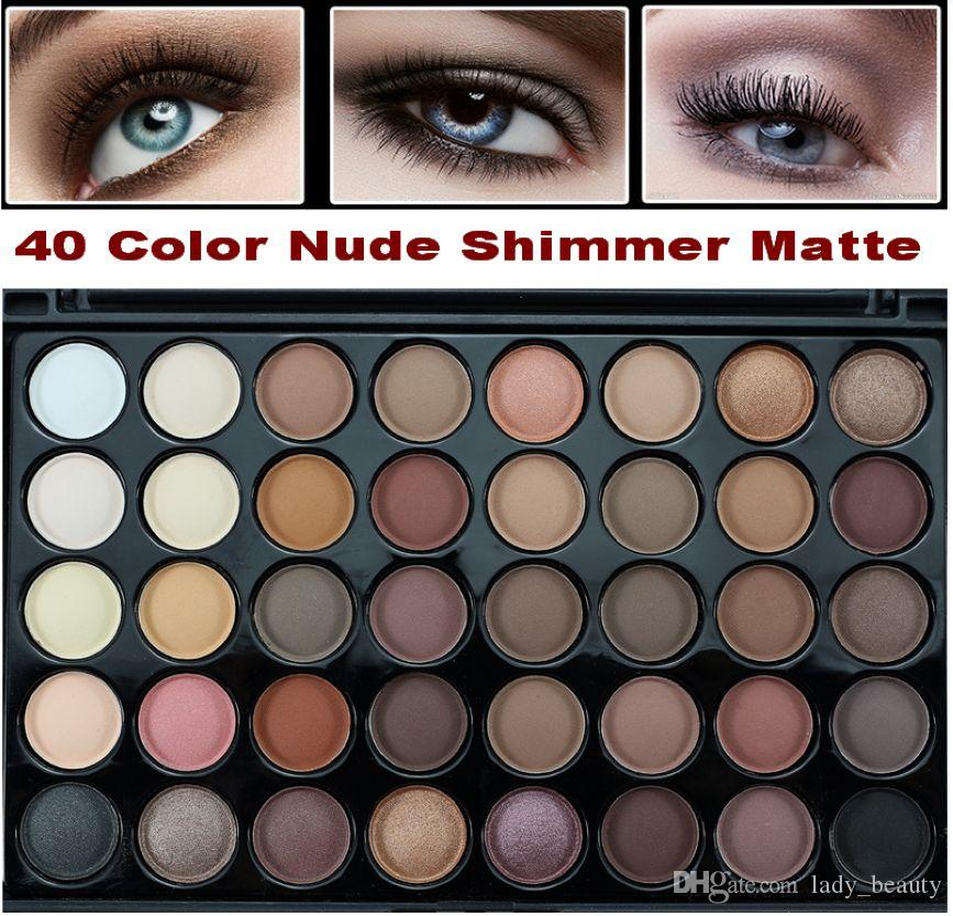 Huamianli 12 Color Shimmer Matte Nude Shade Eyeshadow