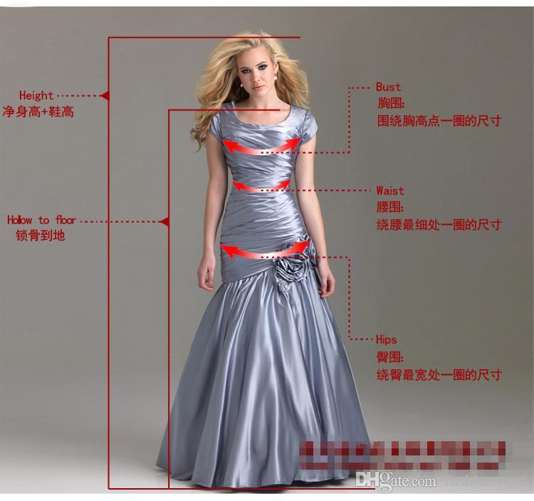 vestidos de novia de playa vestidos de novia baratos Chiffon Beach Blanco marfil vestido de boda nupcial tamaño personalizado 2-4-6-8-10-12-14-16 +