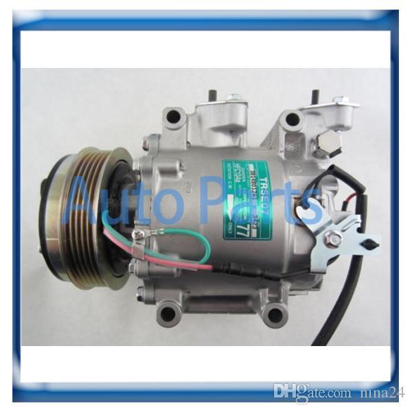 Trse07 компрессор переменного тока для Honda Jazz Fit City Sanden 3416 3406