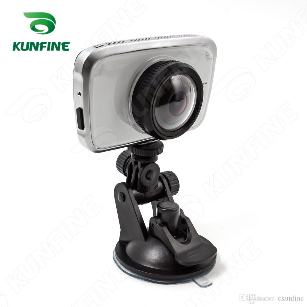 """HD 1080P 3.5"""" Display Dual Camera Digital Video Recorder car DVR Camera for Android with G-Sensor Cycle Recording KF-A1049"""