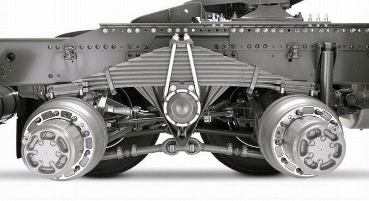 RC car 1/14 Tamiya truck JD-7 1/14 Truck Rear Wheel