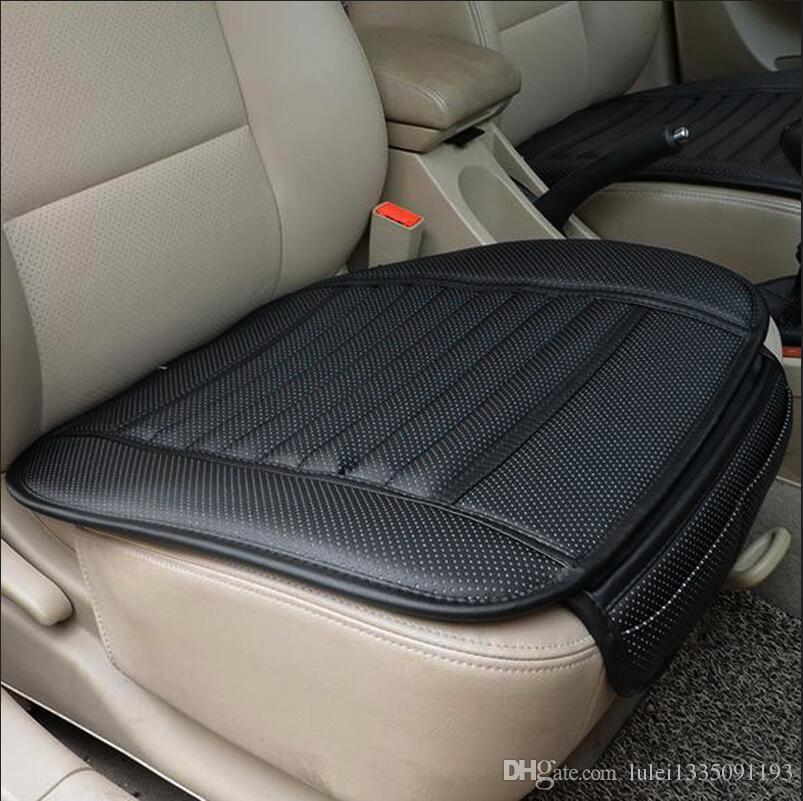 Good Quality Universal Car Seat Cover Cushion Four Seasons Charcoal For Ford Edge Escapre Expedition Explorer F  Fiesta Focus   Fusion Seat Covers For