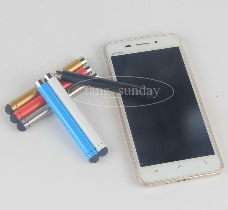 O-Pen Vape Bud Touch 280 mAh Pulsante manuale Stilo batteria e caricatore USB 510 Vite penna vaporizzatore Vuota Cartuccia olio cera