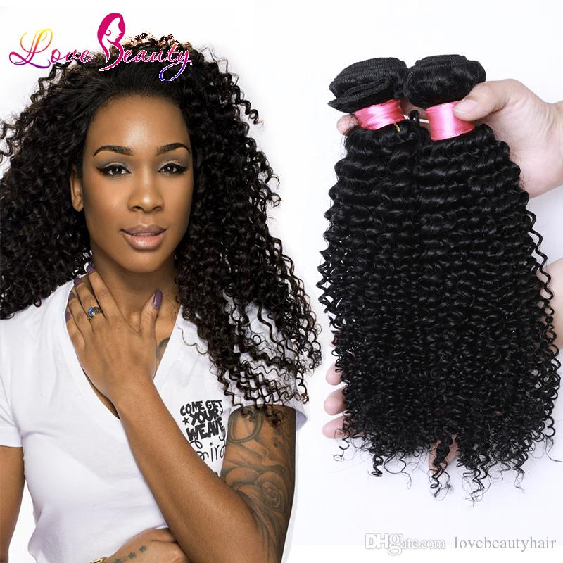 Indian Wavy Hair Best Jerry Black Curl Weave 16 Inch Raw Indian Hair