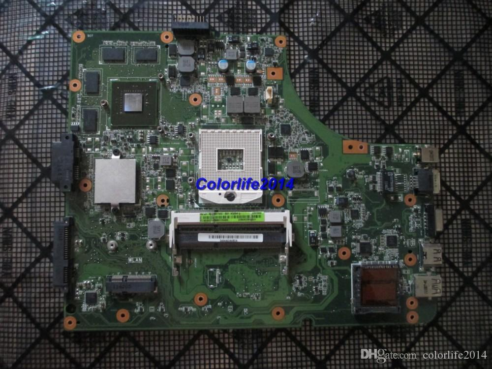 for Asus K53SV rev 3.1 DDR3 w N12P-GS-A1 GT540M/2GB graphic card Laptop Motherboardmainboard/system board Fully Tested & Working Perfect