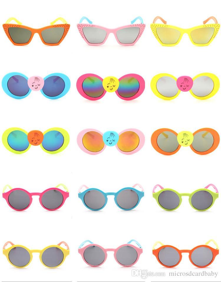 Compre Gafas De Sol Para Niños Pequeños Gafas De Sol De Gafas De ...