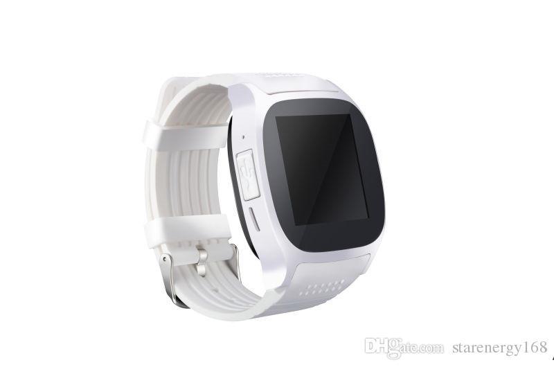 2019 Для Android Новый T8 Bluetooth Смарт Шагомер Часы Поддержка SIM TF Карта С Камерой Синхронизация Вызова Сообщение Мужчины Женщины Smartwatch Часы W-BS