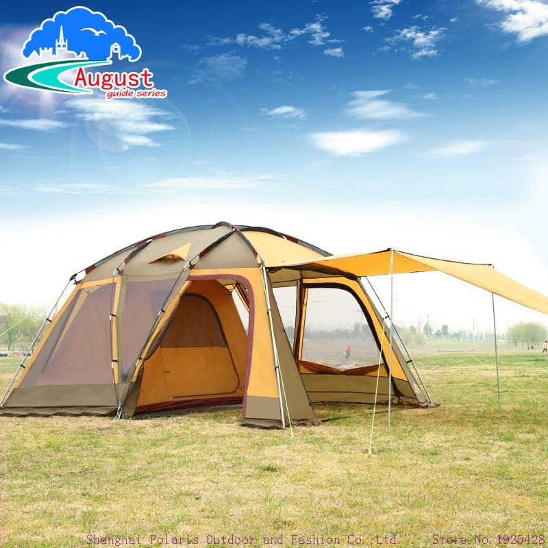 Wholesale August Outdoor One Room One Room Tent C&ing 6 People 8 People 10 People C&ing Tent Awning Tent Tent C&ing Lightweight Tents From Charlia ... & Wholesale August Outdoor One Room One Room Tent Camping 6 People 8 ...