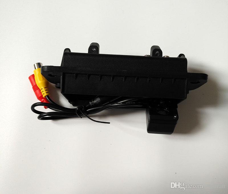 특별 트렁크 스위치 뒷문 손잡이 카메라 CCD 자동차 후면보기 카메라 메르세데스 벤츠 C W204 C180 C200 C260를 들어 카메라를 반전