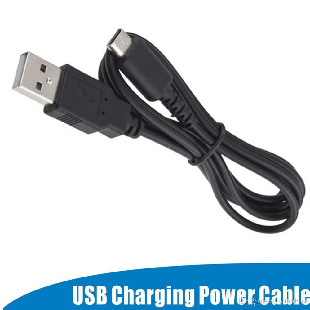 1.2 M USB Şarj Şarj Güç Kablosu Nintendo DS NDS Lite için NDSL için Yepyeni Toptan